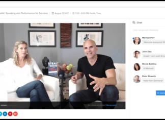 Virtual Event - WebinarNinja Screenshot