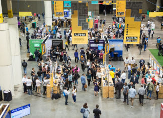 Collision conference and trade show in New Orleans on May 4, 2017