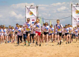 The Color Run event