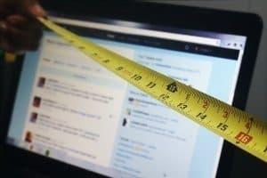 Measure social media