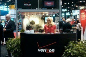 Verizon Booth